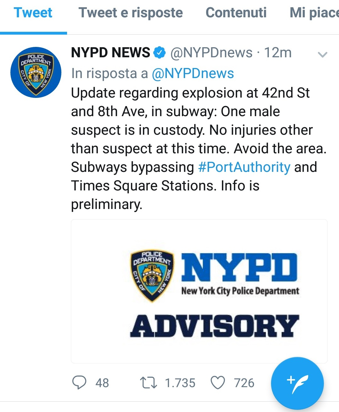 nypd news twitter explosion2